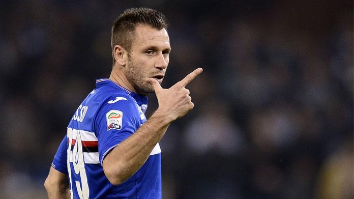 Calciomercato, Antonio Cassano: