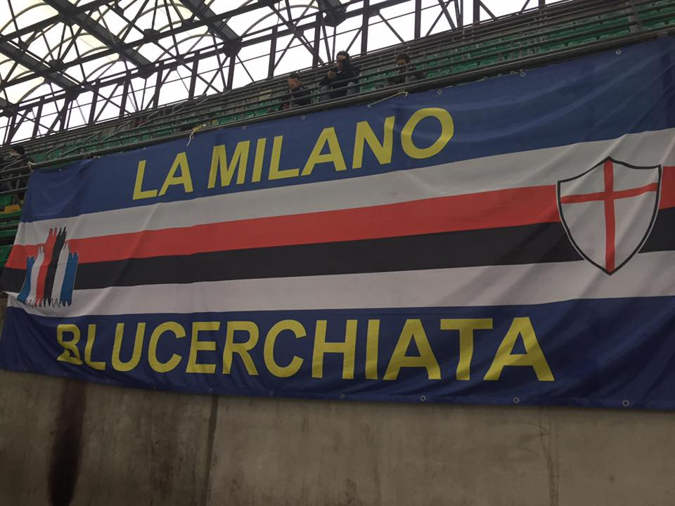 La Milano Blucerchiata