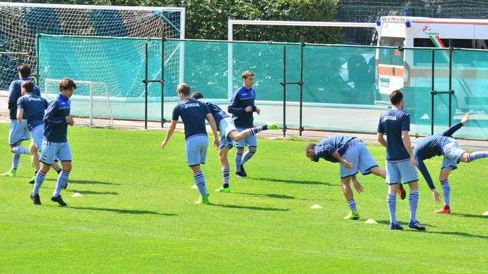 Sampdoria, stagione finita per Viviano
