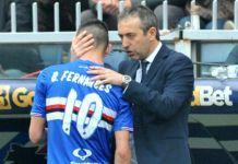 Bruno Fernandes sampdoria