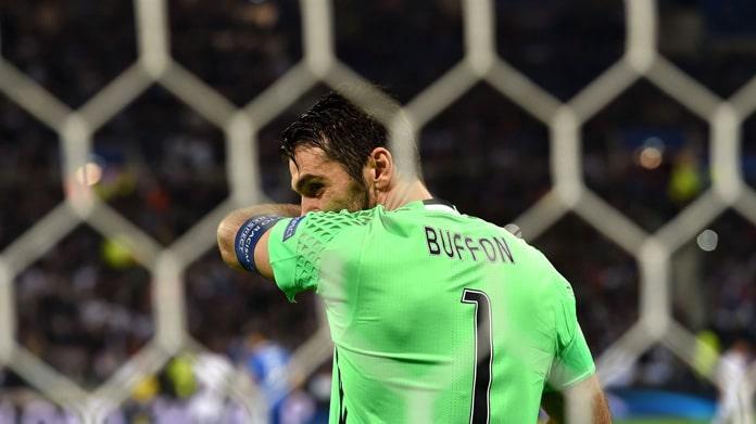 buffon juventus