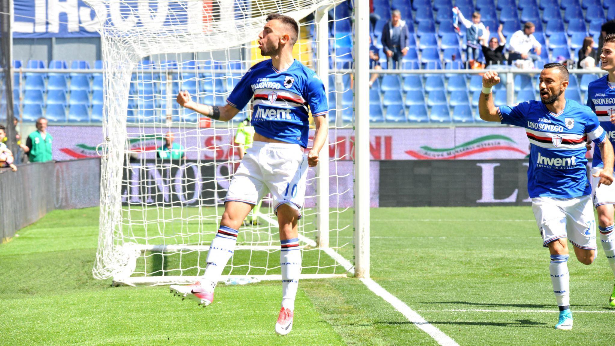 Fernandes Sampdoria