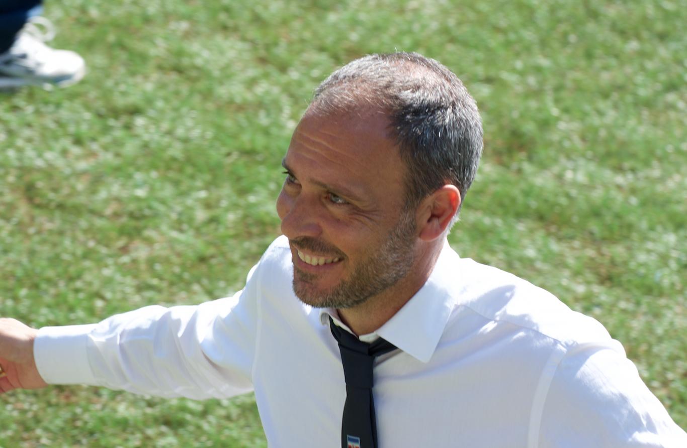Pedone Sampdoria