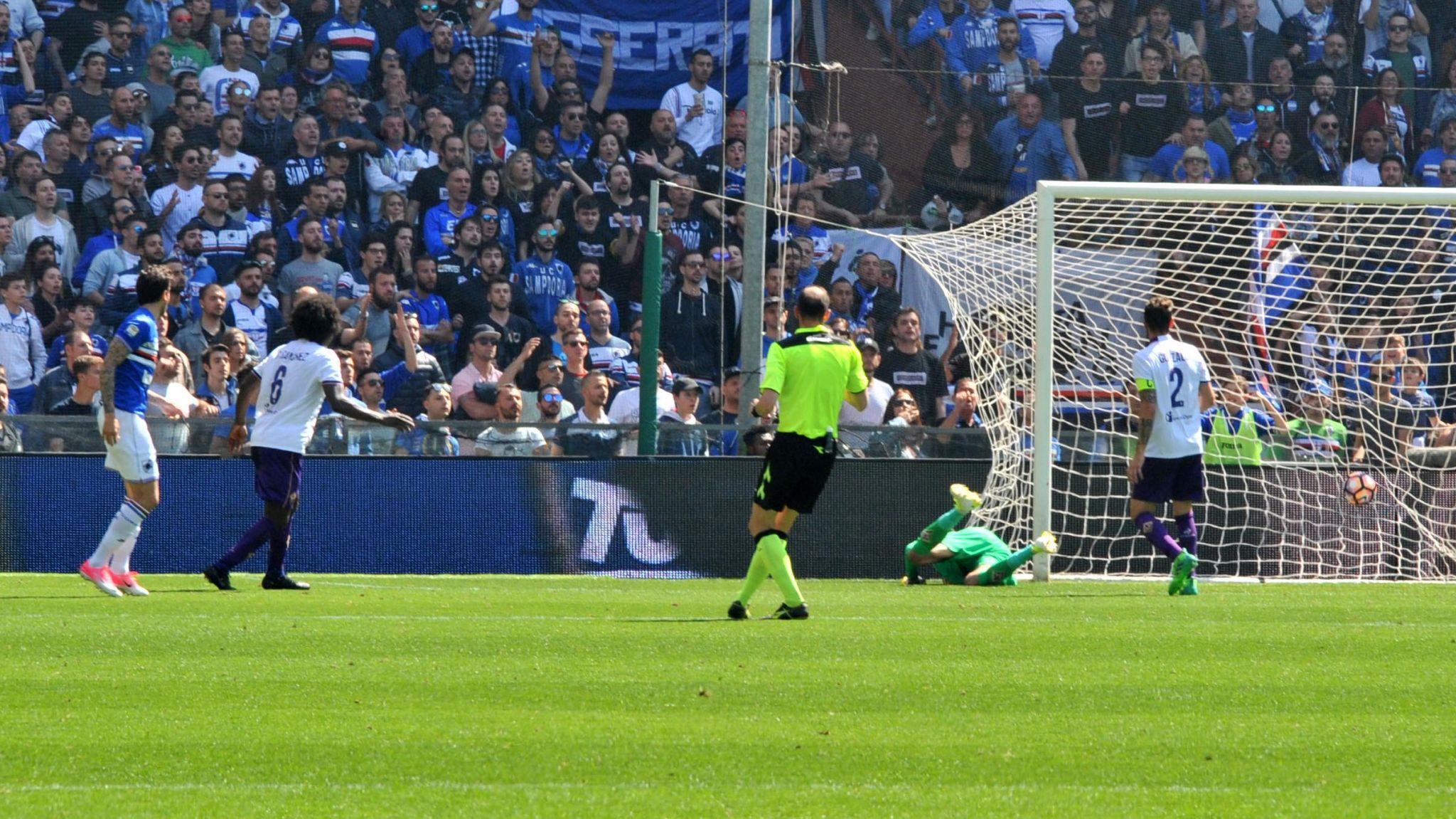 Sampdoria Alvarez