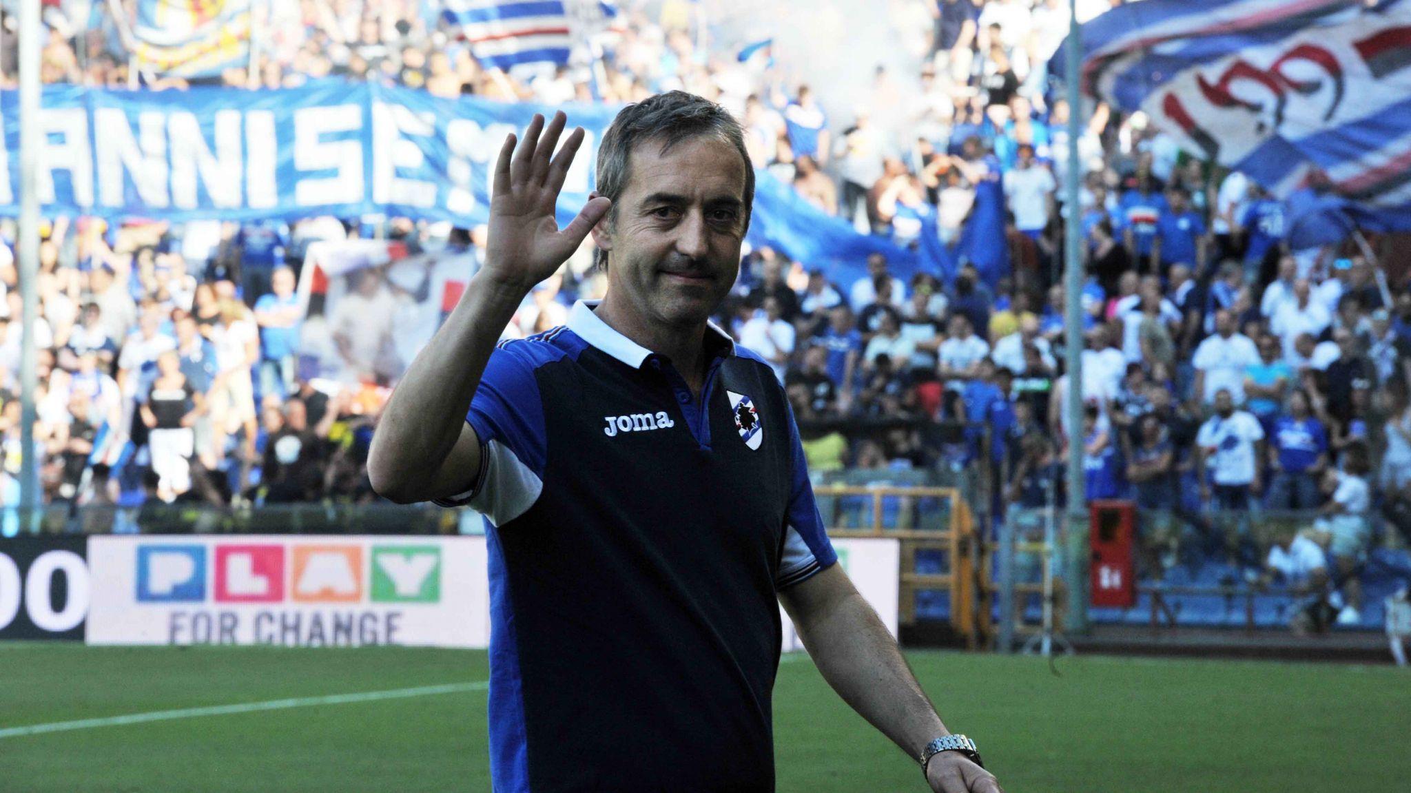Sampdoria difesa