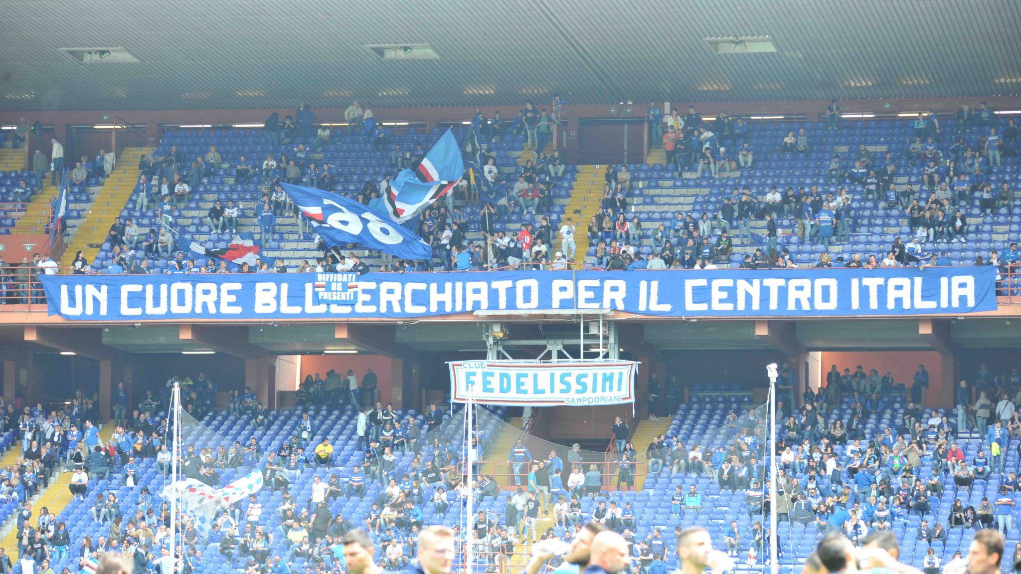 Sampdoria Amatrice