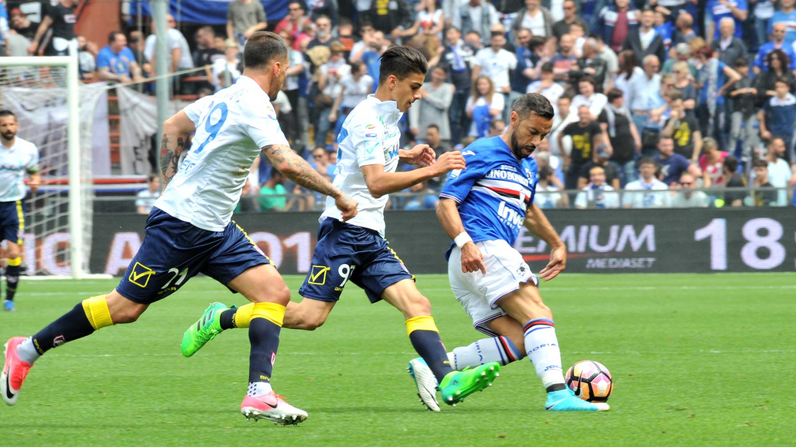 chievo-sampdoria - photo #50