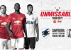 manchester united sampdoria
