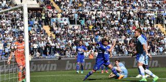 Lazio-Sampdoria Lulic