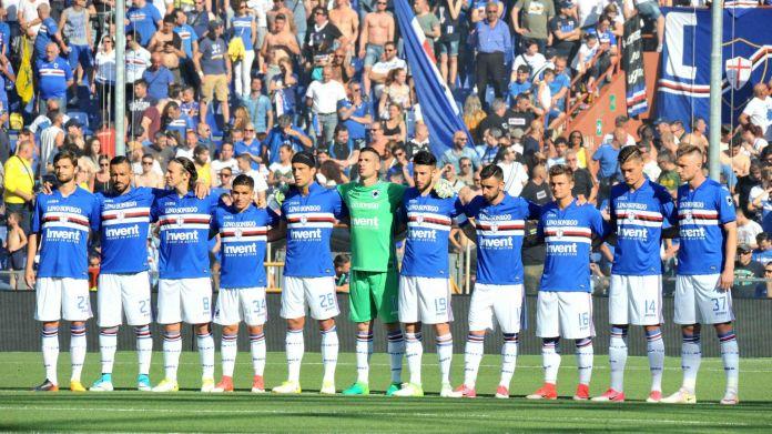 Sampdoria maglia