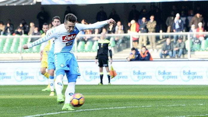 Milik e Zielinski, niente europeo Under 21