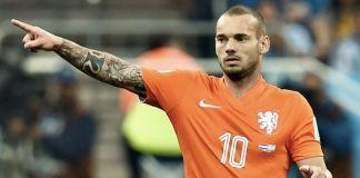 Sneijder Sampdoria