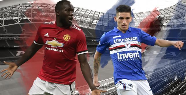 Manchester United-Sampdoria