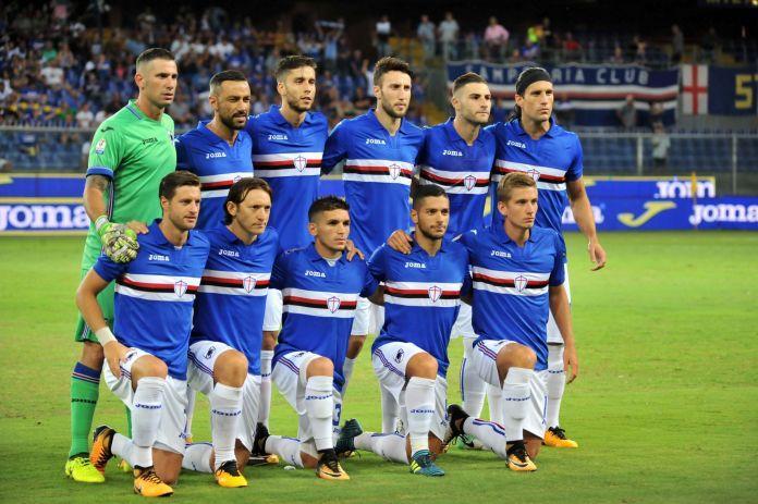 Sampdoria-Benevento