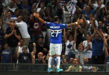 Sampdoria Quagliarella