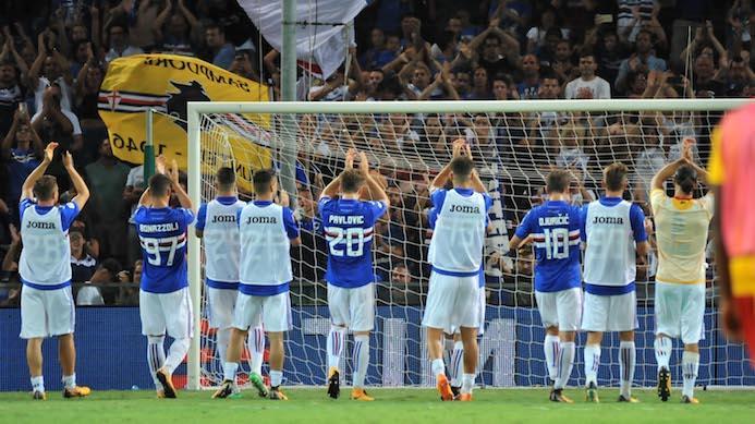 Sampdoria infortuni