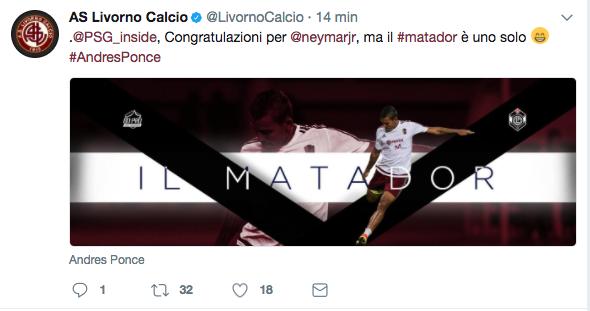 Ponce Sampdoria