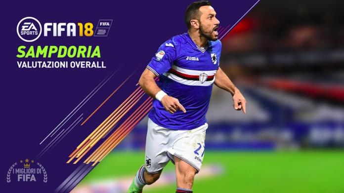 Fifa 18 Sampdoria