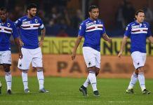 sampdoria delusa europa league zenga
