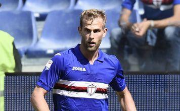 Strinic Sampdoria