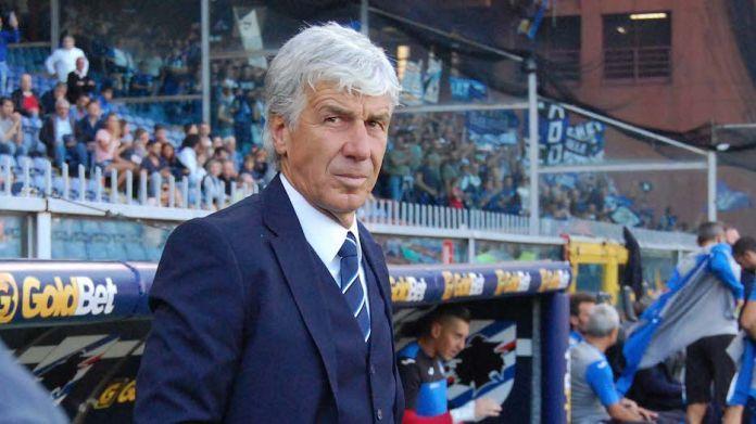 Atalanta-Sampdoria 1-2: le dichiarazioni di Gasperini nel post partita