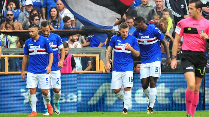 Sampdoria, Zapata:
