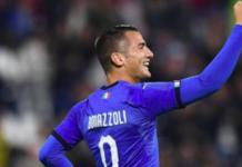 Bonazzoli Sampdoria
