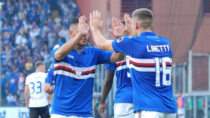 Sampdoria-Atalanta quote