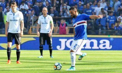 sampdoria-atalanta plusvalenze