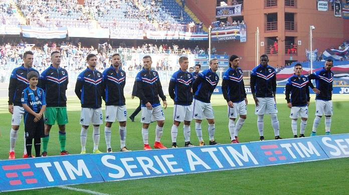 Sampdoria cambi variazioni calendario