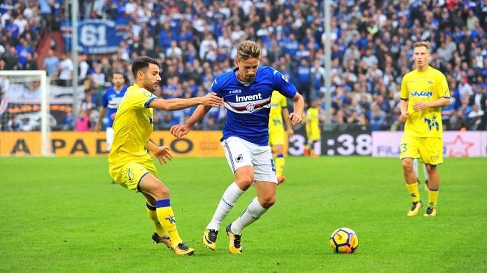 Serie A, Chievo-Sampdoria: ultime news e probabili formazioni