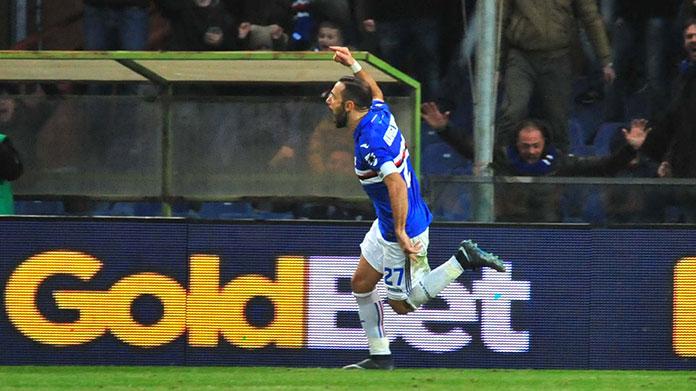 Sampdoria-Roma 1-1 nel recupero: blucerchiati a +3 dal Milan