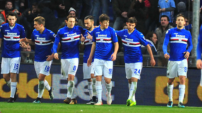 quote Sampdoria