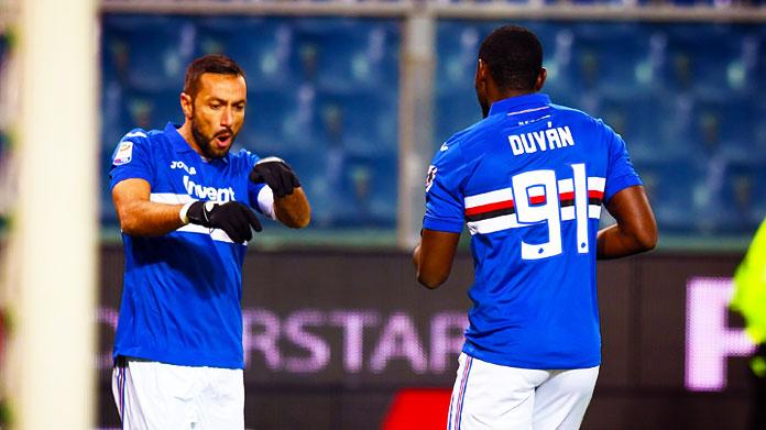 Serie A: Sampdoria Lazio, probabili formazioni