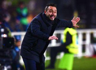 De Zerbi Sampdoria
