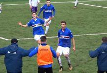 stijepovic gol sampdoria-fiorentina primavera highlights