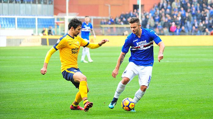 Sampdoria, Ferrero a fine match: