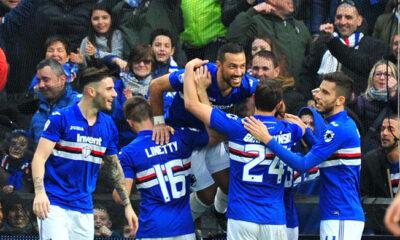Sampdoria quote