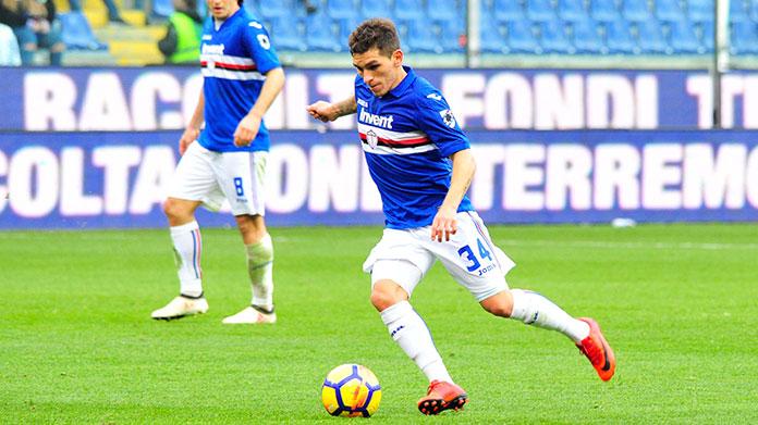 Torreira Sampdoria