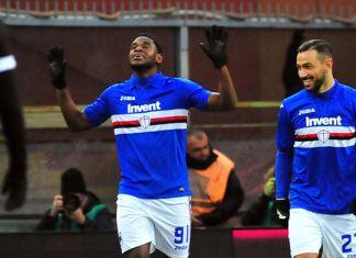 Zapata Sampdoria