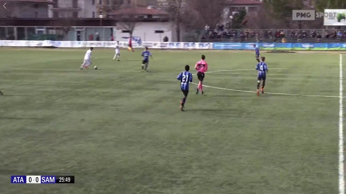 atalanta-sampdoria u17