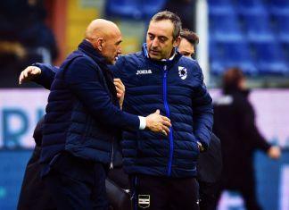 Spalletti Sampdoria