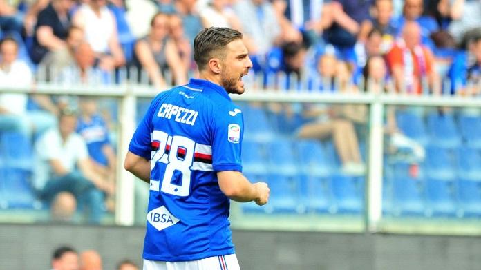 Capezzi Sampdoria