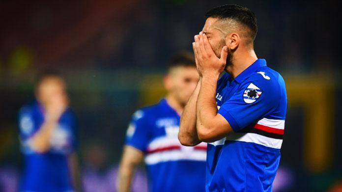 Sampdoria-Bologna 1-0: Za(m)pata nel recupero, scatto per l'Europa