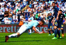 milinkovic-savic gol lazio-sampdoria