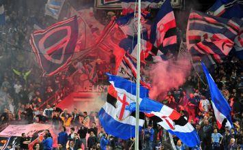Sampdoria Napoli tifosi