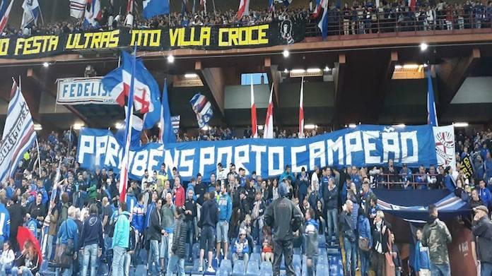 Porto Sampdoria
