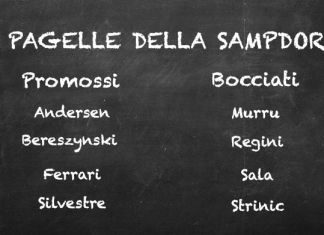 pagelle Sampdoria