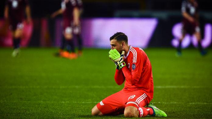 milan europa league donnarumma