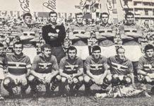 formazione sampdoria 1966
